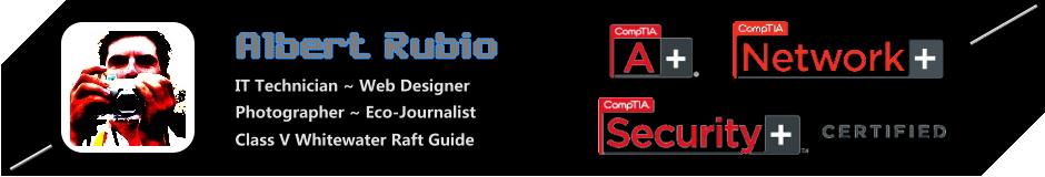Al Rubio dot com - Professional Resume & Blog
